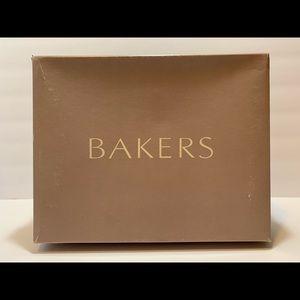 Starry Night Melinaglit High Heel Shoe; Bakers